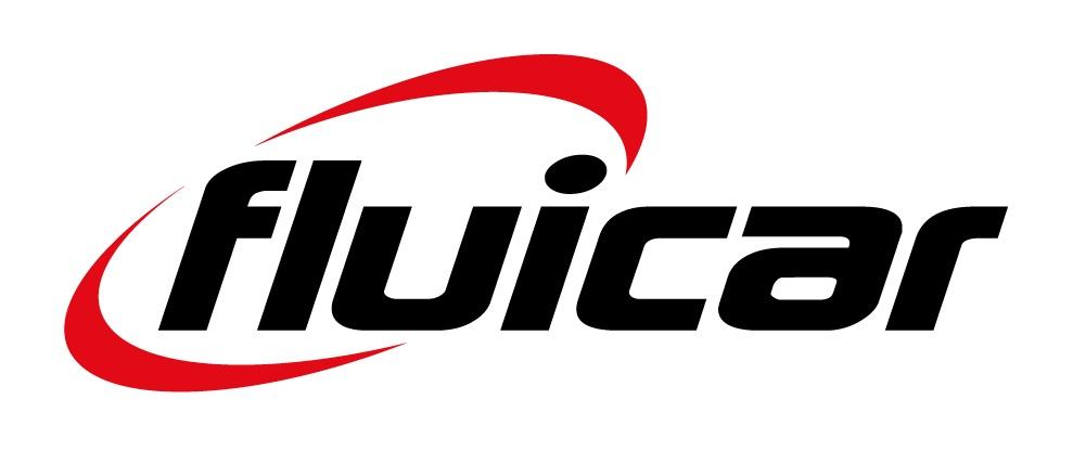 FLUICAR logo Bitmap